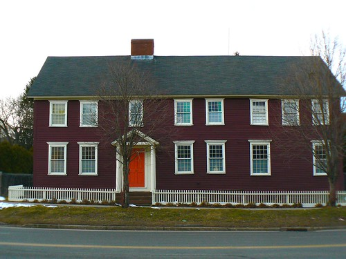 Wetmore-Starr House (1752)