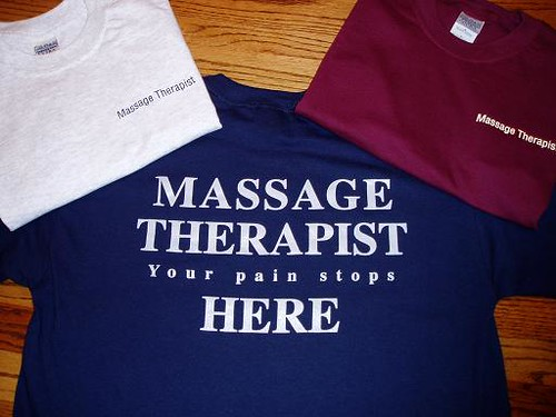 massage therapist by you.