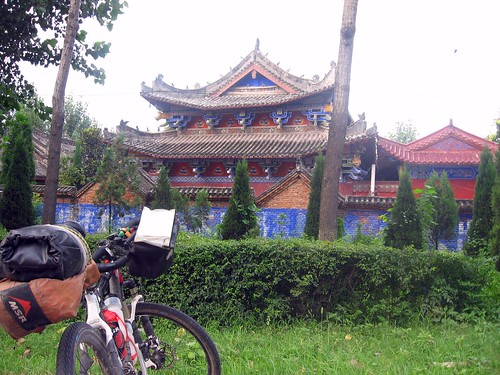 Classic Chinese Architecture....at Last