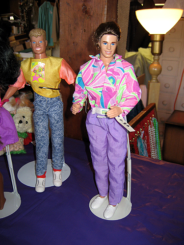 Gay '80s Kens