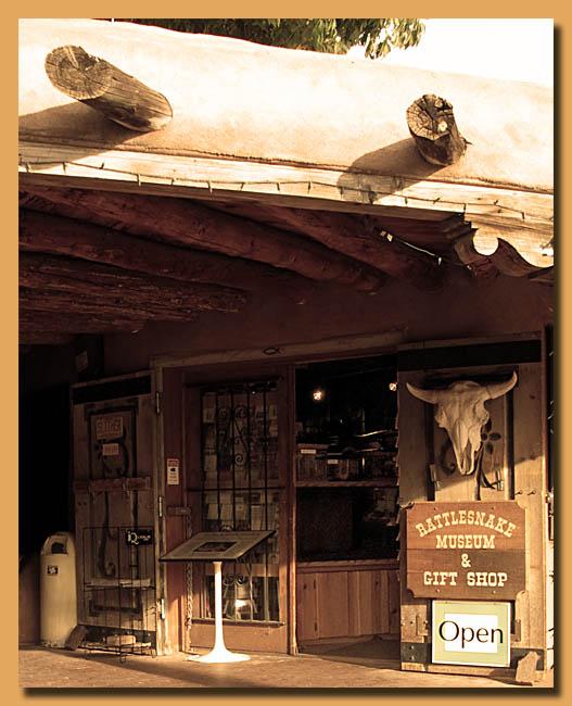 Rattlesanke Museum