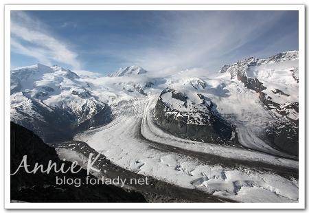 Gornergrat其他山與冰河