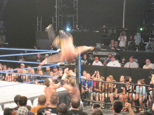 Match 2:  Austin Aries vs. Kid Kash vs. Jimmy Rave