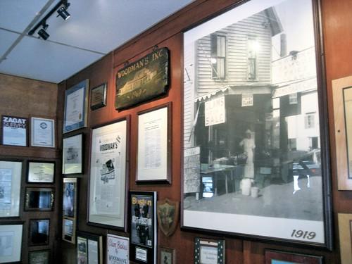 Woodman's History