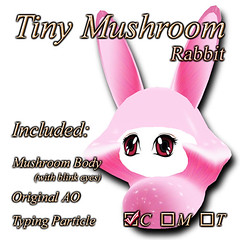 Tiny Mushroom (Rabbit)