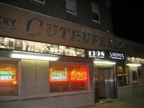 Salerno's at Cutrufello's Stratford CT