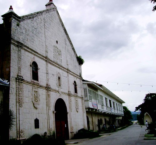 The Church and its Convent