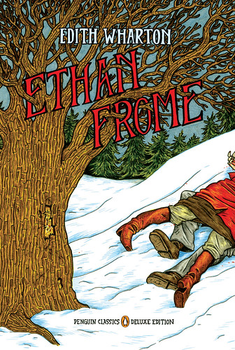 ethan frome by paul buckley design.