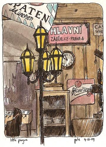 little prague lamps