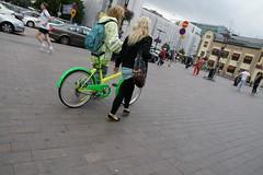 helsinki bicycle