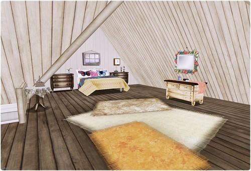 Style - Ariel, Bedroom