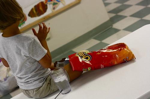 spicy chip taste test