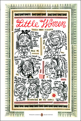 little women by paul buckley design.