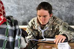 U.S. Army Africa MEDFLAG 09 Medical Visit Hhohho, Swaziland 090807
