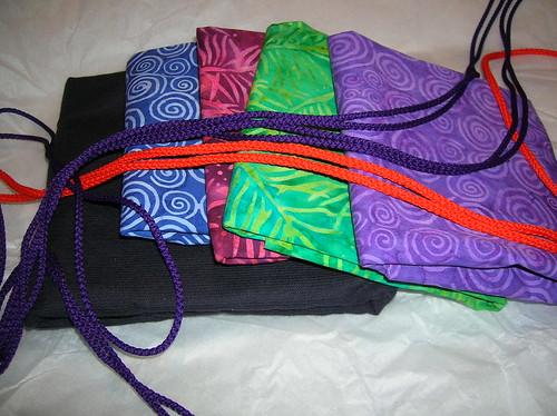 15 - new fabric (batiks)