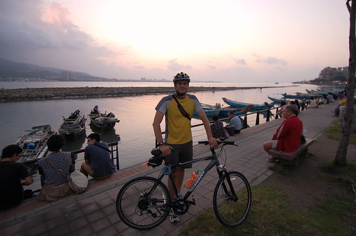 Stu cycles Danshui
