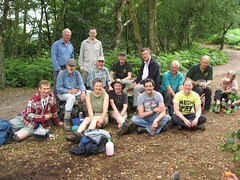 Chester National Trust Volunteers Group on our Anniversary