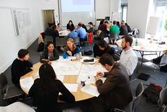 MBA design leadership class, Oxford 2009