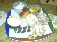 Assortment of adorable desserts @ Rio World Carnival buffet