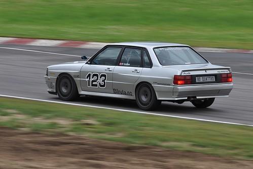 Audi 80 quattro by GT323.