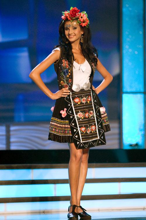 Traje Típico de Miss Bulgaria