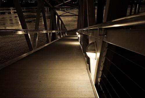 Walk to the Docks