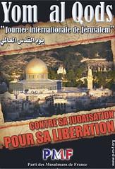 Rassemblements organisés par les mouvements islamistes Hamas, Hezbollah et Jihad islamique