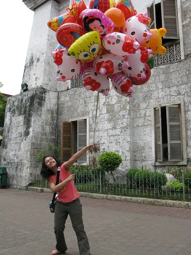 Ada with Balloons 3