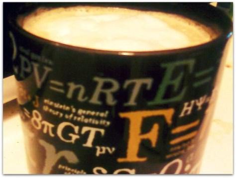 Coffee Does Math