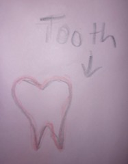Message to the Tooth Fairy