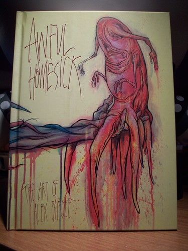 awful homesick alex pardee