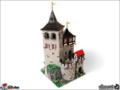 LEGO Castle 32