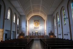 Eibingen - St.-Hildegard und St.-Johannes der Täufer Pfarrkirche