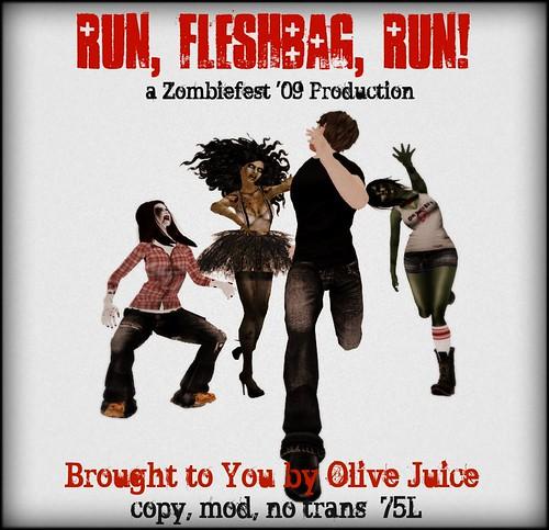 Run Fleshbag Run