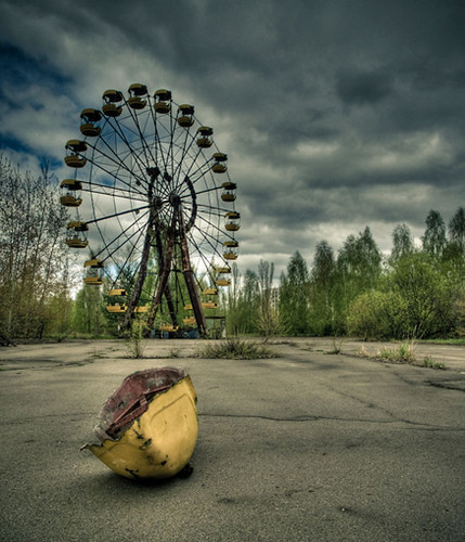 Chernobyl Today Funfair