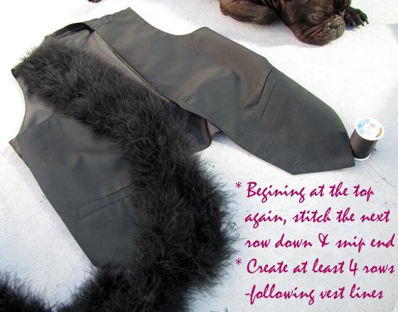 marabou-feather-vest-DIY-4