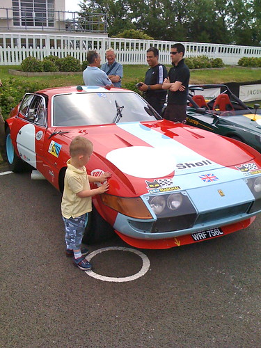Ferrari Daytona - A proper race version