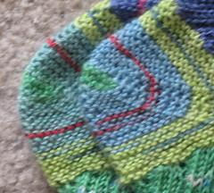 Mermaid Socks IVe