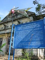 Nhà thờ Long Hưng - Quảng Trị