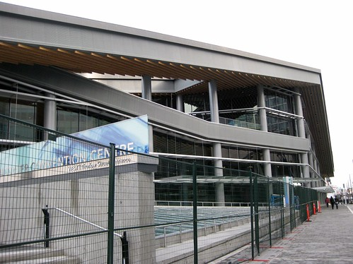 Vancouver Convention Centre (the new West building)