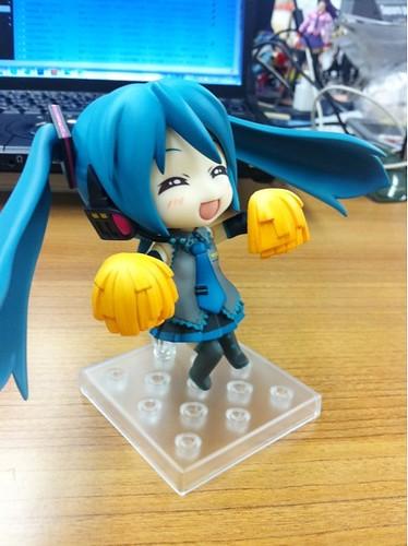Nendoroid Hatsune Miku: Support version