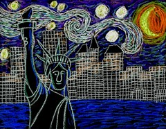 Vincent Takes Manhattan
