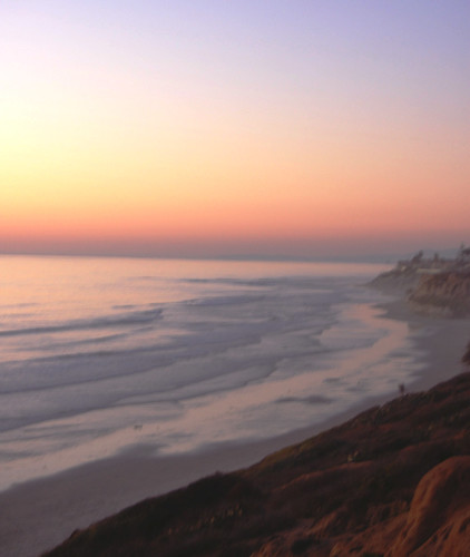 Sunset in Carlsbad