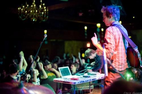 The Crowd Loves Failotron at the Blip Festival