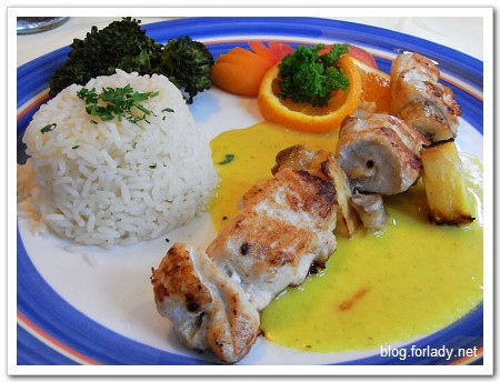 晚餐沙拉1