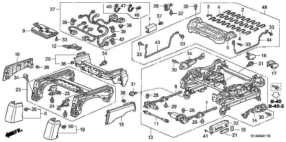 Bottom Of Honda Odyssey Engine Diagram. Honda. Auto Parts