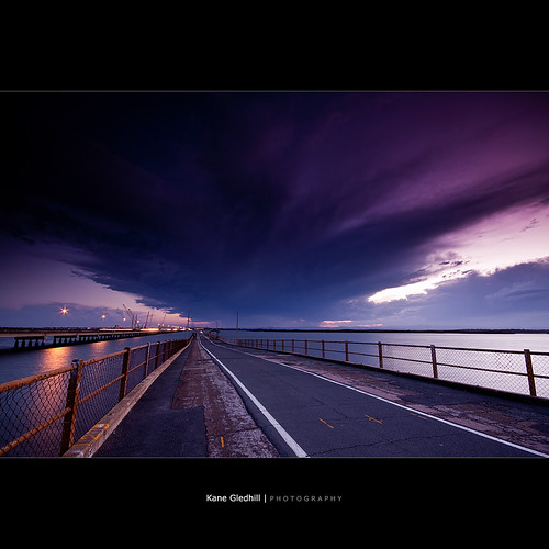 The First Storm Cloud
