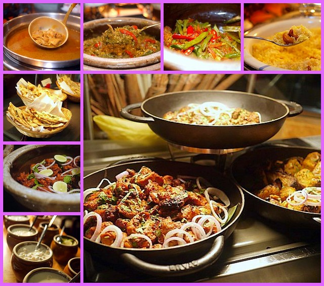 curry collage