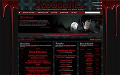 Bloodlines website