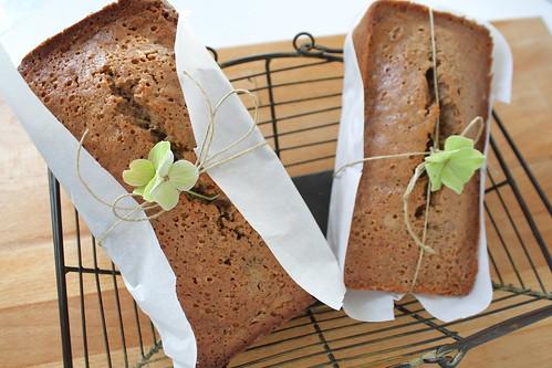 Grandmas Zucchini Bread